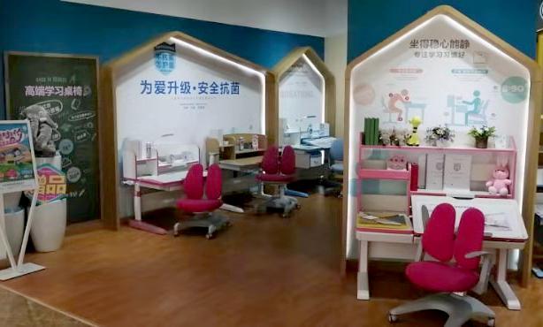 热烈祝贺护童第1751家荣成九龙城护童专柜盛大开业!