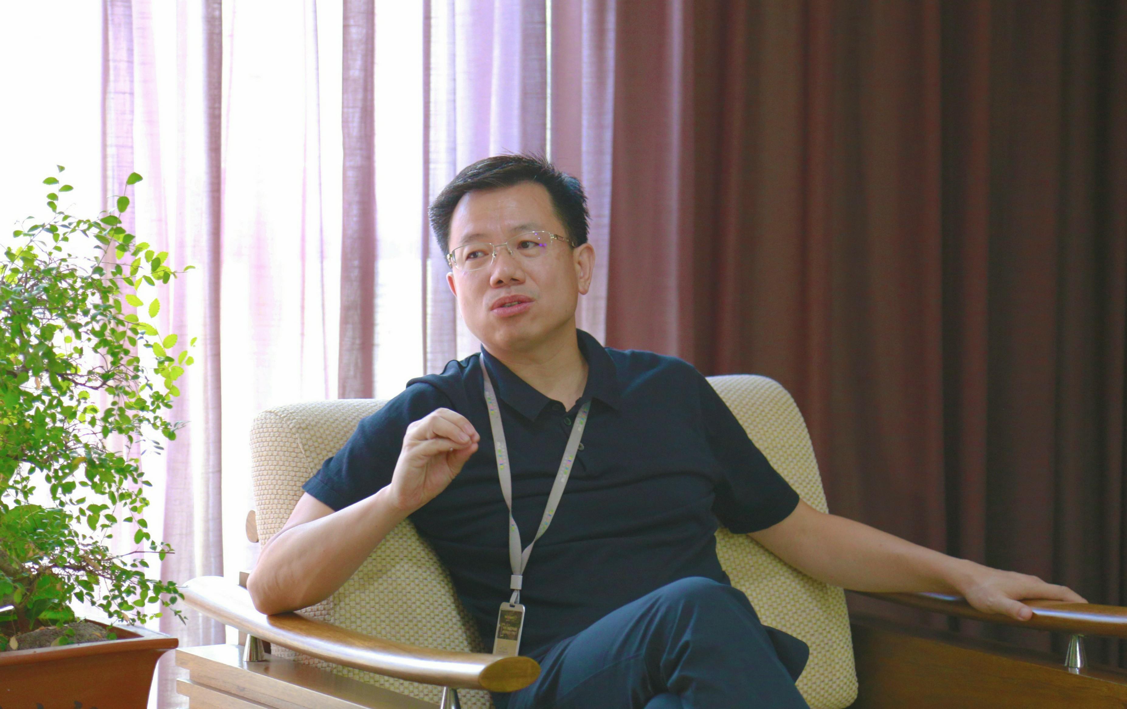省家具协会专访护童科技创始人杨润强先生