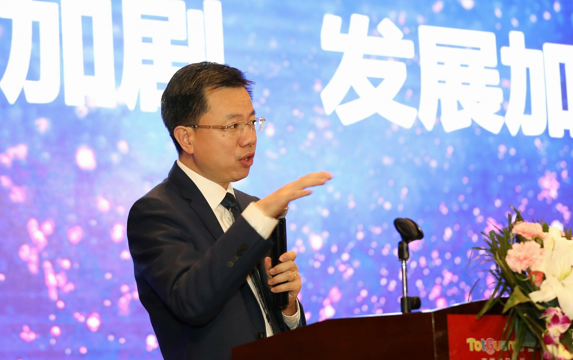 双轮驱动,行稳致远 | 护童2019年度全国经销商大会在杭召开