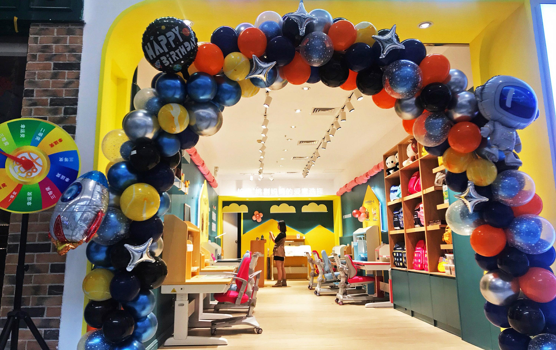 热烈祝贺护童第1953家泉州SM国际广场护童专柜盛大开业!