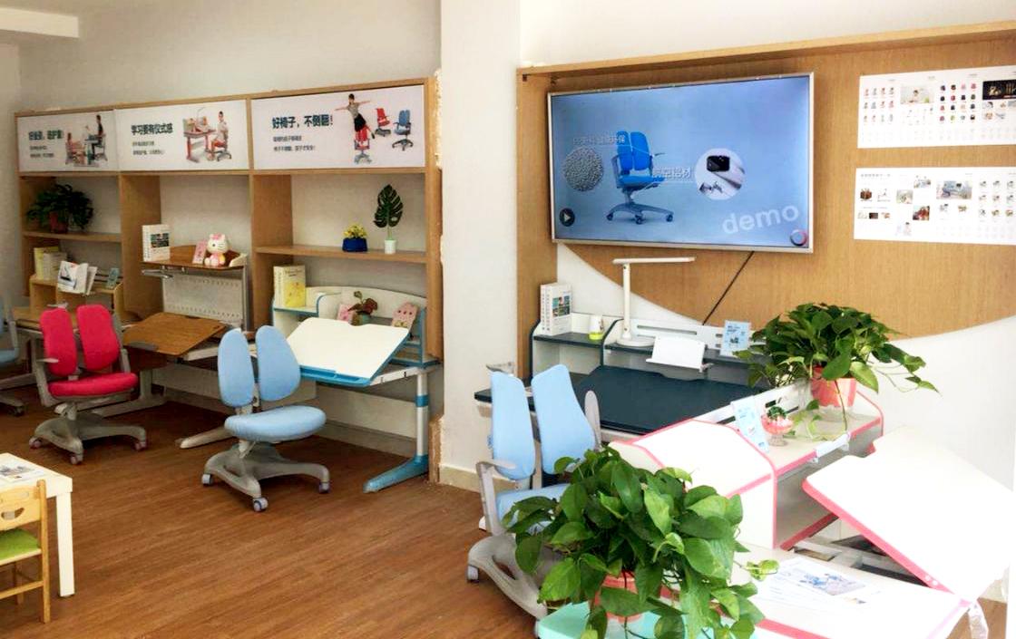 热烈祝贺护童第1967家马鞍山国际华城护童专柜盛大开业!