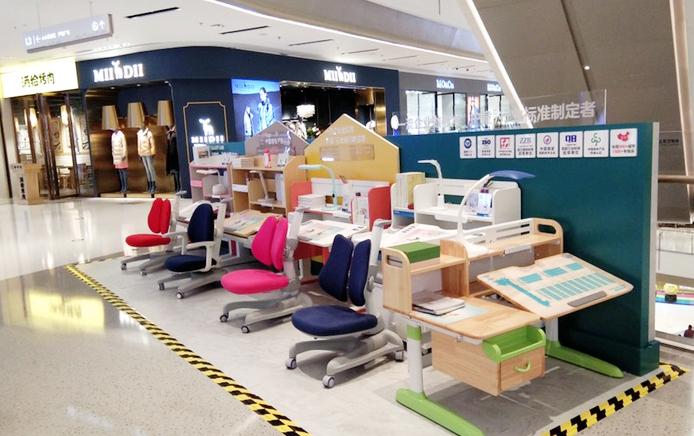 热烈祝贺护童第2106家桂林万象城护童专柜盛大开业!