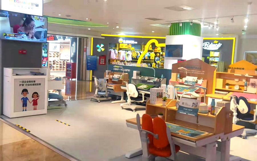 热烈祝贺护童第2188家北京喜隆多新国际护童专柜盛大开业!