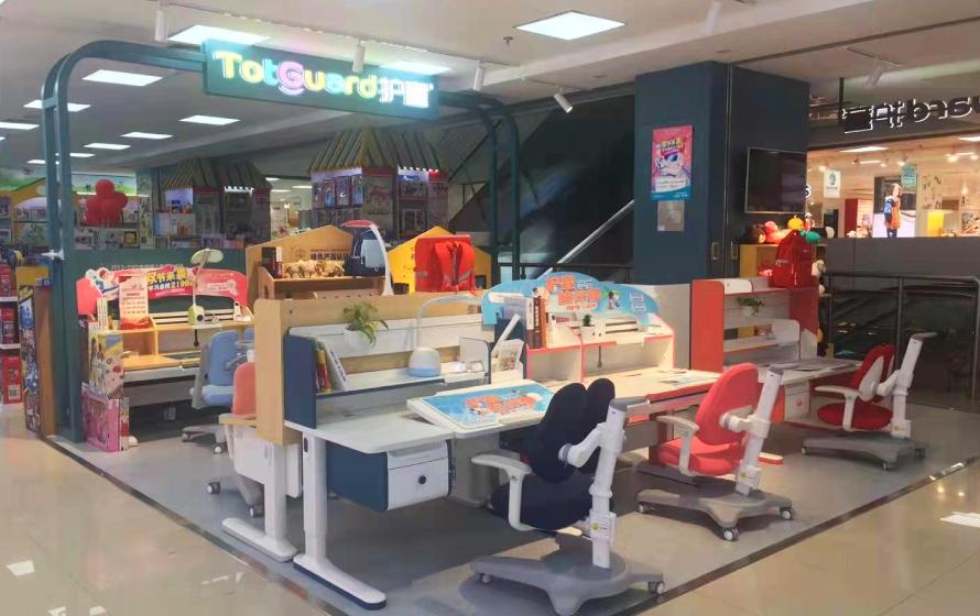 热烈祝贺护童第2270家中百胜利店护童专柜盛大开业!