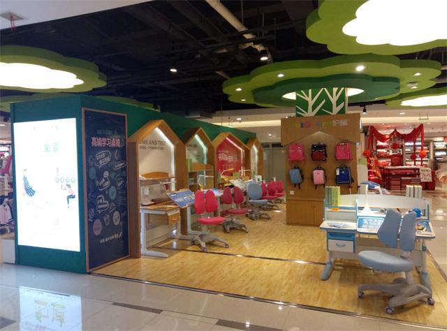 热烈庆祝护童第1360家西宁纺织品大厦护童专柜盛大开业!
