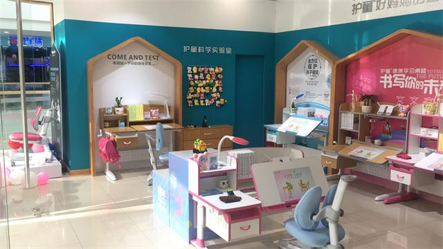 热烈祝贺护童第1371家延吉万达广场护童专柜盛大开业!