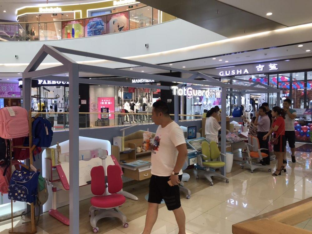 热烈祝贺护童第1467家抚州万达广场护童专柜盛大开业!
