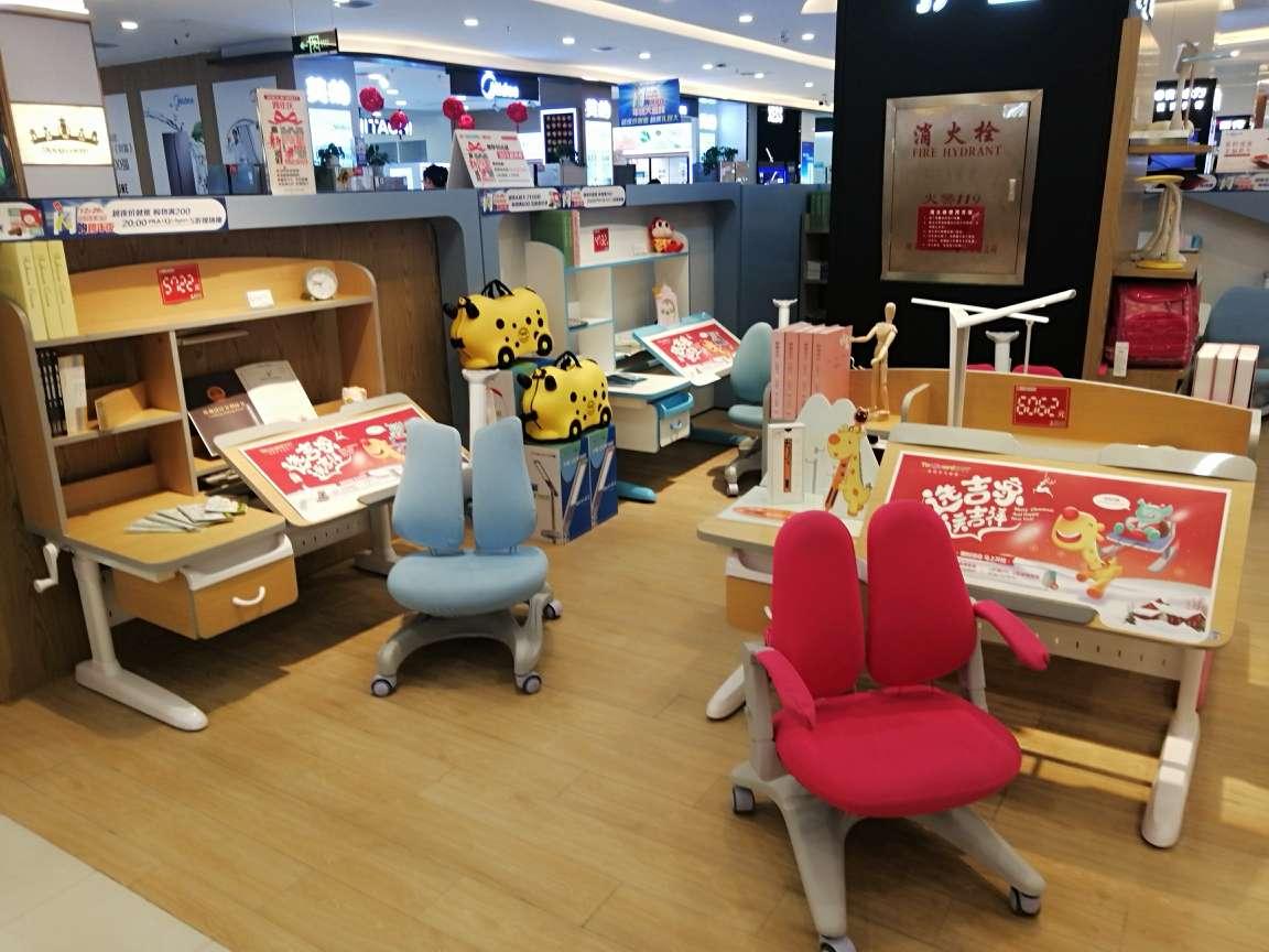 热烈祝贺护童第1572家大庆新玛特购物广场护童专柜盛大开业!