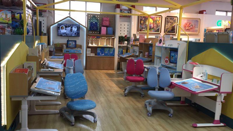 热烈祝贺护童第1592家西安新华图书大厦护童专柜盛大开业!