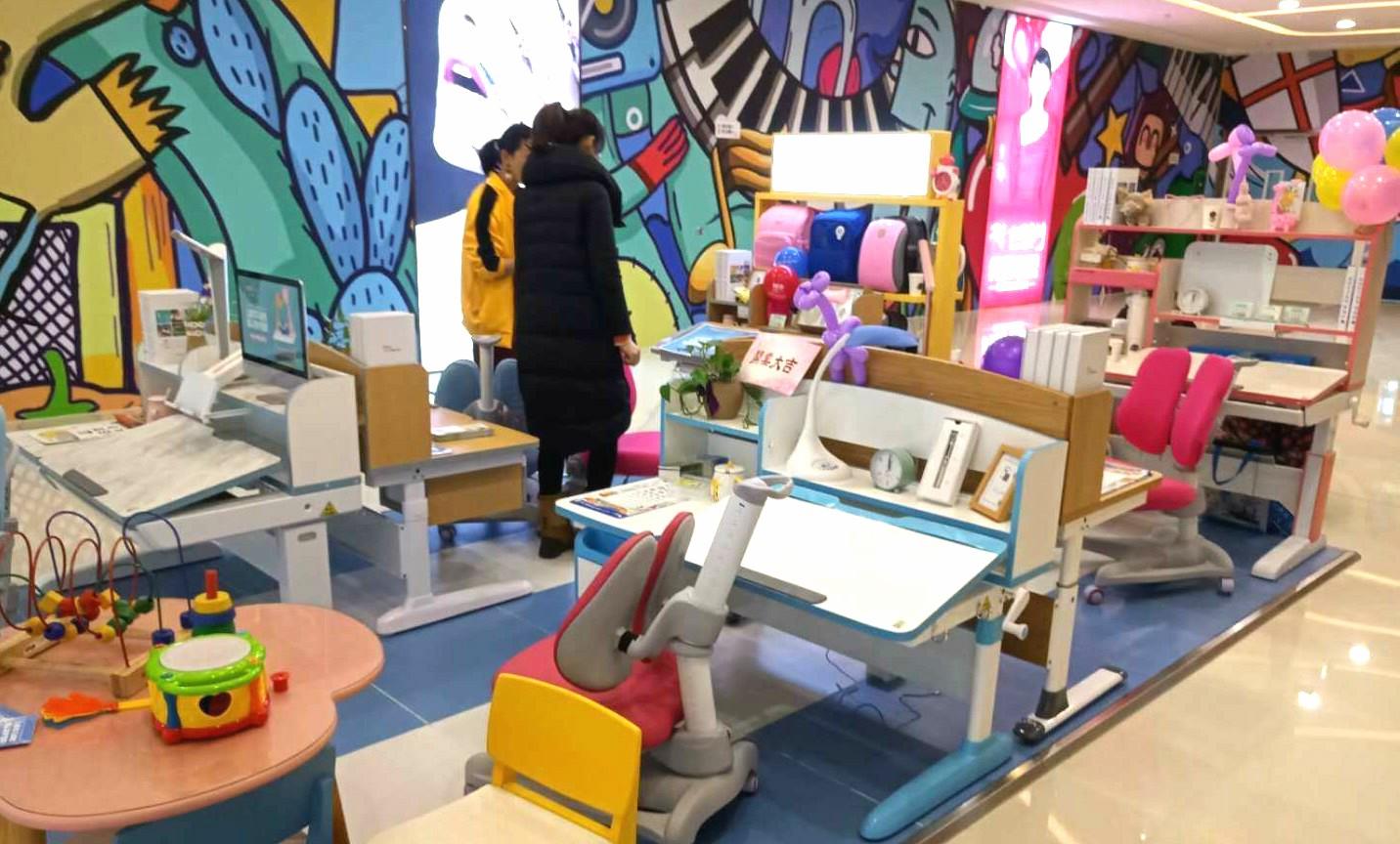 热烈祝贺护童第1594家张家港万达广场护童专柜盛大开业!