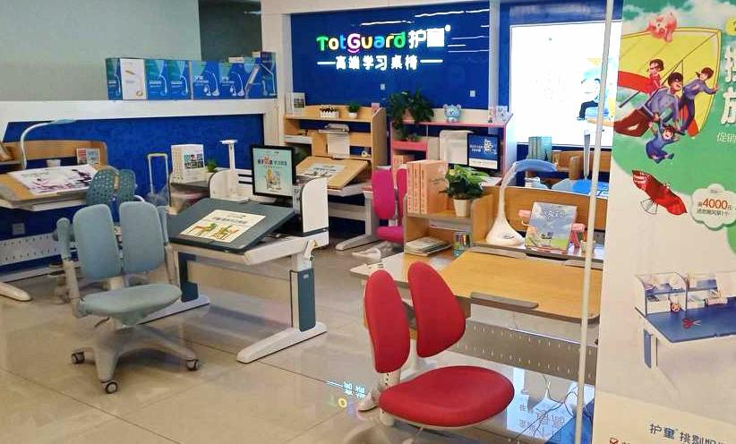 热烈祝贺护童第1626家盐城建湖新华书店护童专柜盛大开业!