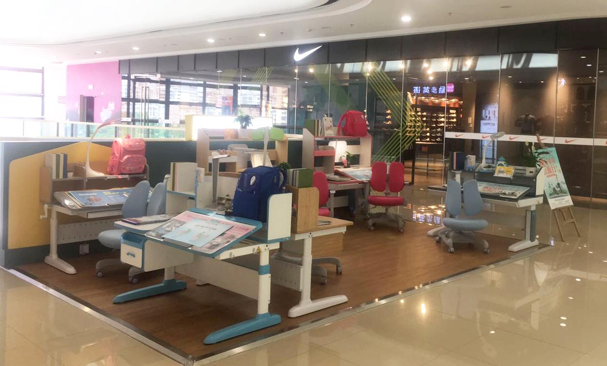 热烈祝贺护童第1674家通州万达广场护童专柜盛大开业!