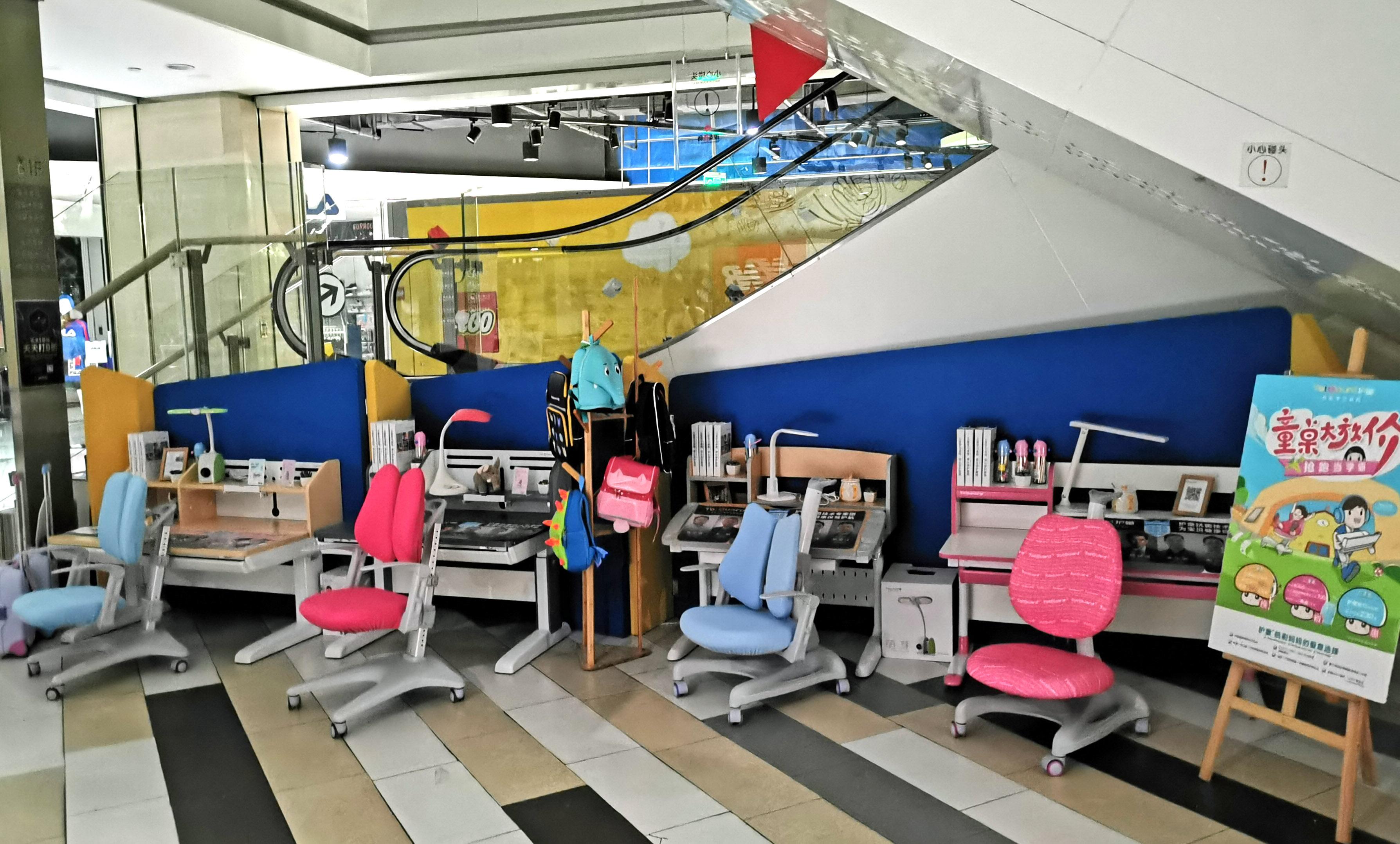 热烈祝贺护童第1710家杭州西湖银泰护童专柜盛大开业!