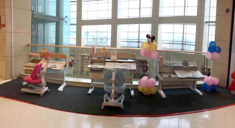 热烈祝贺护童第1736家湘潭步步高护童专柜盛大开业!